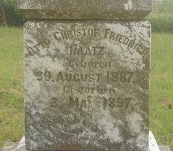 Otto Christof Friedrich Kaatz