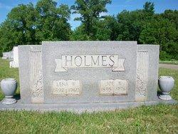 Lena F. <i>Wade</i> Holmes