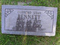 Clifford Utah Bennett