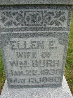 Eleanor E. Ellen <i>Selfridge</i> Gurr