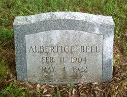 Albertice Bell