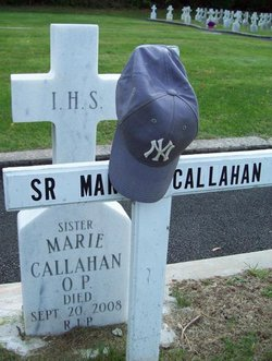 Sr Marie Lillian Callahan