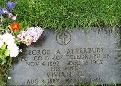 George Alvin Atterbury