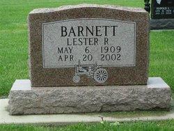 Pvt Lester Reed Les Barnett