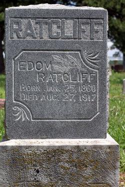 Edom Ratcliff