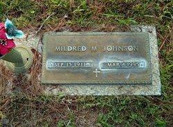 Mildred May <i>Page</i> Johnson