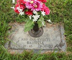 Judy Gail <i>Everett</i> Bautista