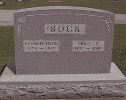 Hannah <i>Dixon</i> Bock