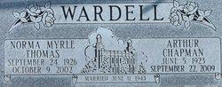 Arthur Chapman Wardell