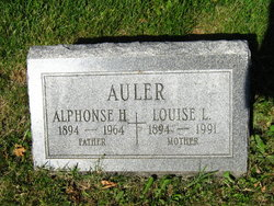 Alphonse H Auler