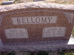 Faye Avery <i>Woods</i> Bellomy