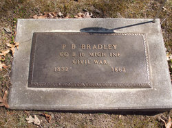 Dr P. Burton Bradley