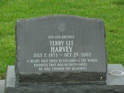 Terry Lee Harvey