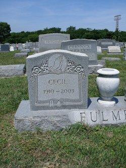 Cecil Fulmer