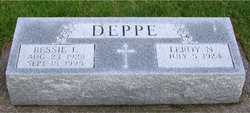 Bessie E. <i>Hook</i> Deppe