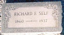 Richard Francis Self