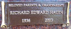 Richard Edward Hagen