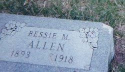 Bessie May <i>Harris</i> Allen