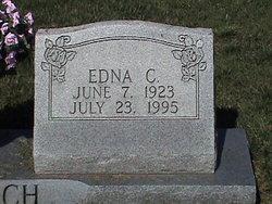 Edna Louise <i>Coates</i> Knobloch