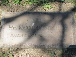 William Harrison Atchley