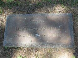 Lizzie Mae Atchley