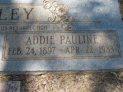 Addie Pauline Atchley