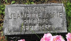 Jeanette Marie Bucher