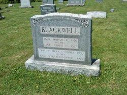 Carrie Elizabeth <i>Drake</i> Blackwell