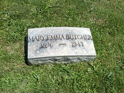 Mary Emma <i>Titus</i> Butcher