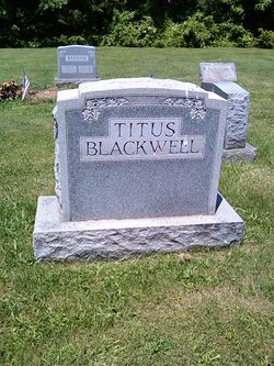 Katherine E Katie <i>Blackwell</i> Titus