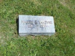 Harry S Van Dyke