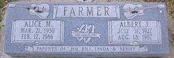 Alice M Farmer