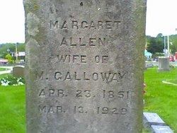 Margaret Ellen <i>Coan</i> Allen