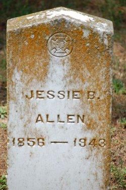 Jessie B. <i>Brodnax</i> Allen