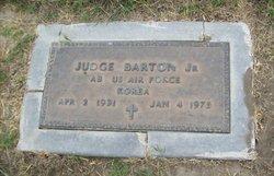 Judge Barton, Jr