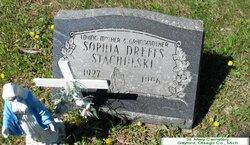 Sophia <i>Dreffs</i> Stachulski