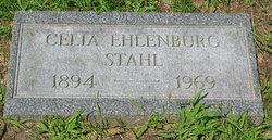 Celia Mary <i>Swayze</i> Ehlenburg-Stahl