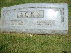 Arvilla G Acks