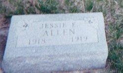 Jessie E Allen