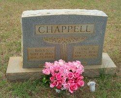 Mary Jane Janie <i>Bounds</i> Chappell