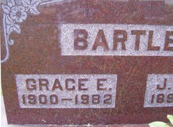 Grace Elmira <i>Killoren</i> Bartley