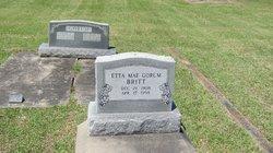 Etta Mae <i>Gorum</i> Britt