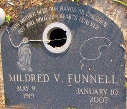 Mildred Veronica <i>Moitke</i> Funnell