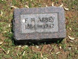 Frank H. Abbey