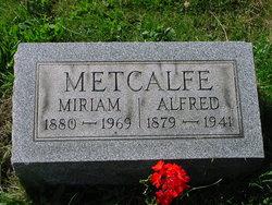 Alfred Metcalfe