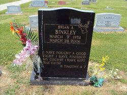 Brian Binkley
