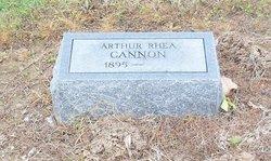 Arthur Rhea Cannon