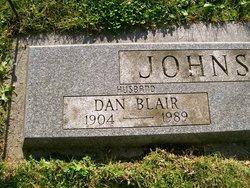 Daniel Blair Johnston