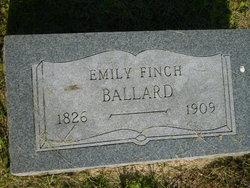 Emily <i>Finch</i> Ballard