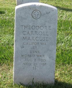 Theodore Carroll Marcuse